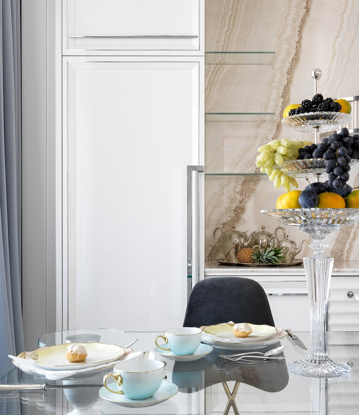 极富艺术品味的3套家居装饰和软装设计