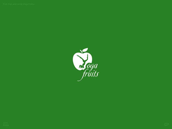 50款巧妙创意的负空间logo设计欣赏