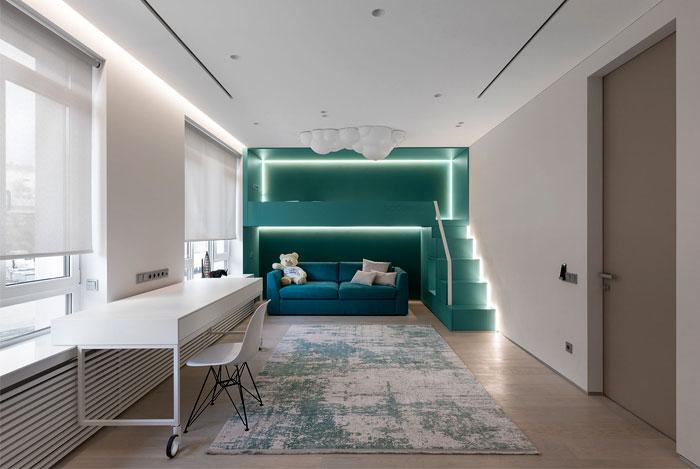 单色调为主色调:优雅而奢华的住宅装饰皇冠新2网