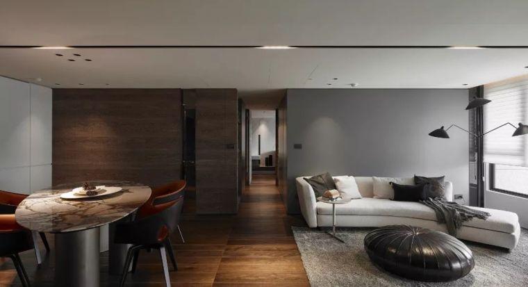 永恒的质感高级灰 极具品味的台式豪宅
