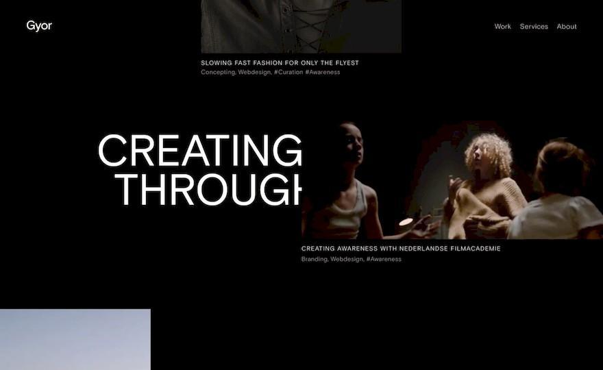 2019年流行的网页设计趋势
