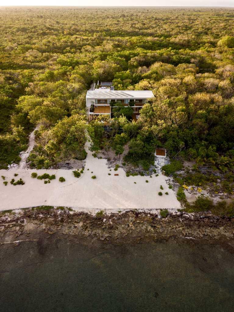 墨西哥COZUMEL海岛别墅