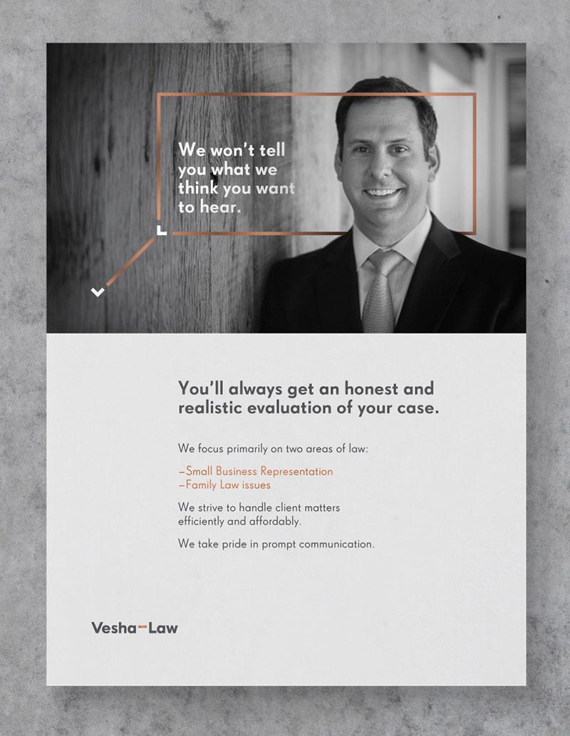Lawyer Vesh律师事务所品牌形象设计