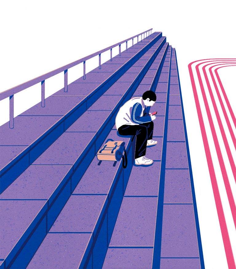 Yu Sang商业插画作品欣赏