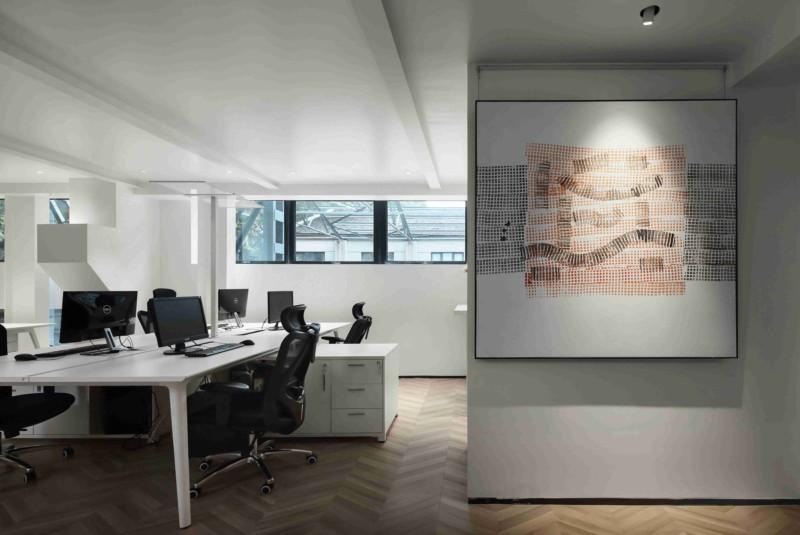 办公空间设计:《无余》