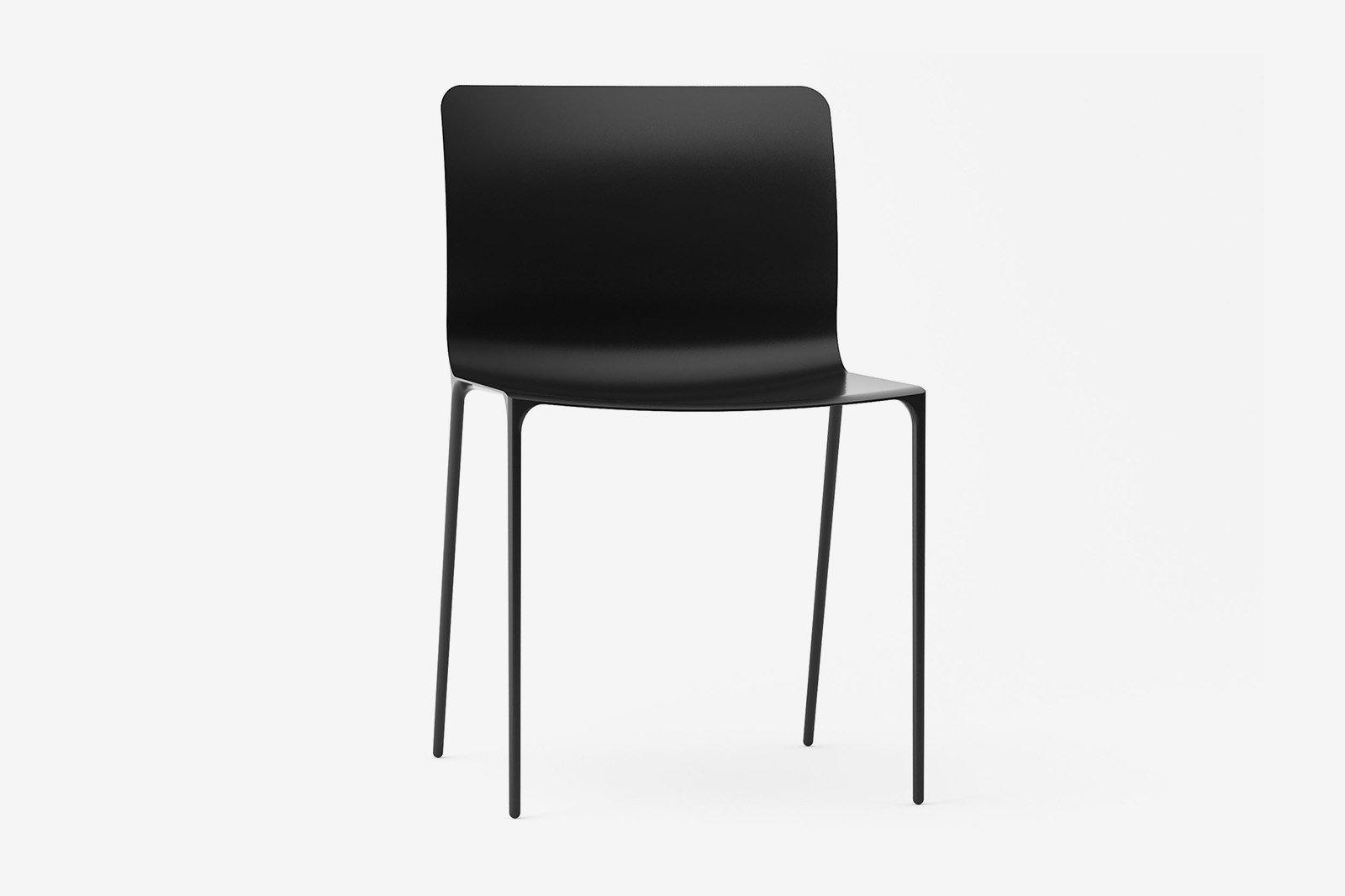 灵动美感的Surface Chair碳纤维超薄家具