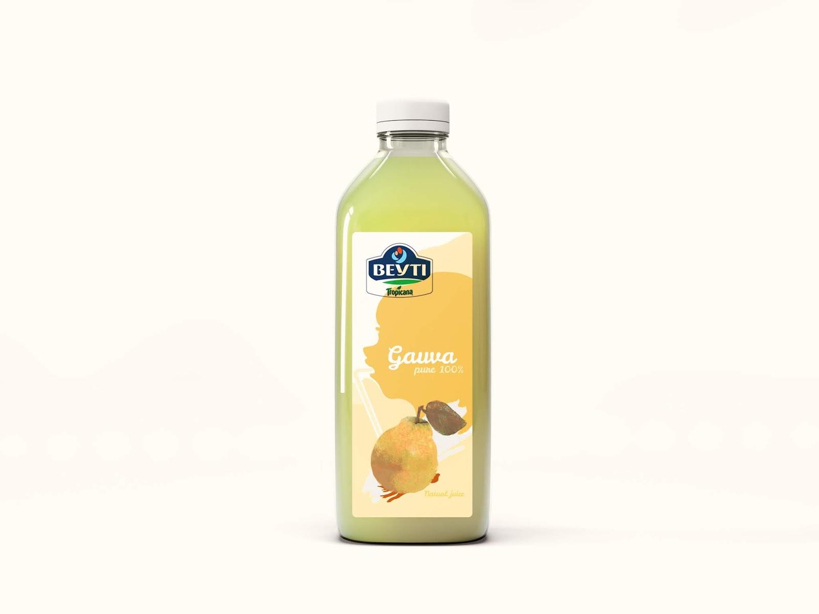 BEYTI果汁包装设计