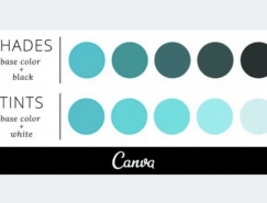 浅色调还是深色调?巧选色调提升平面设计表现
