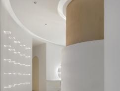 净曲·方圆: 那特NATURE美业室内空间设计