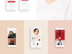 Uniqlo HK app UI和购物体验概念设计