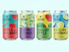 Cornish Orchards果汁包裝設計