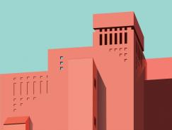 矢量插画:通过摄影澳门金沙网址学习建筑的空间语言