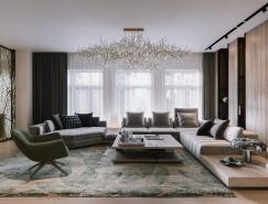 擁有室內遊泳池和SPA:俄羅斯現代風格鄉間別墅