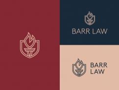 22款国外律师事务所logo设计