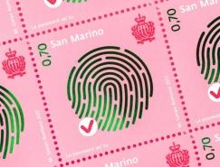 Marco Goran Romano邮票,字体和插画设计