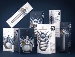 昆蟲為靈感的CS燈泡創意包
