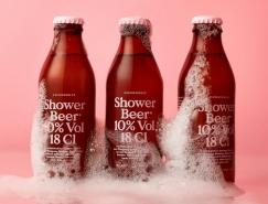有趣的Shower啤酒包装