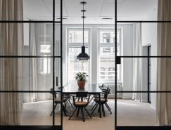 芬兰设计公司Fjord 优雅温馨的北欧风格办公空间