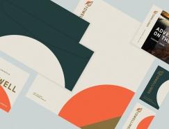 30款国外漂亮的信封和信笺设计