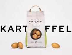 Don Patata袋装土豆包装设计