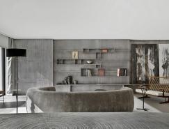 Olivier Dwek精致的巴黎住宅设计