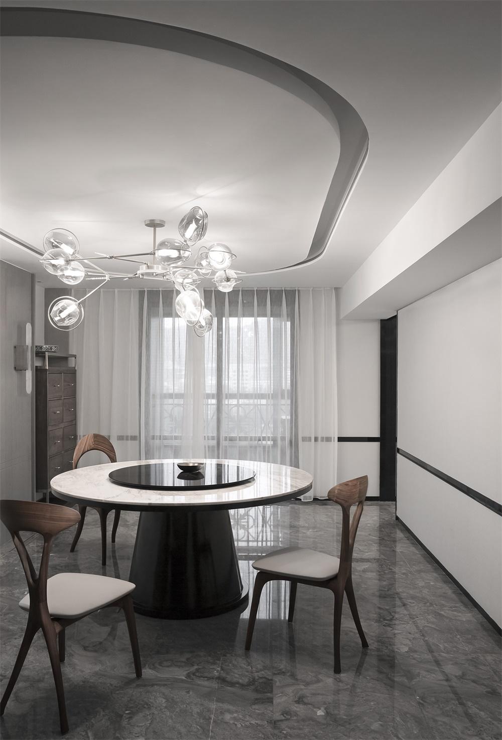 住宅改造诠释东方轻奢美学