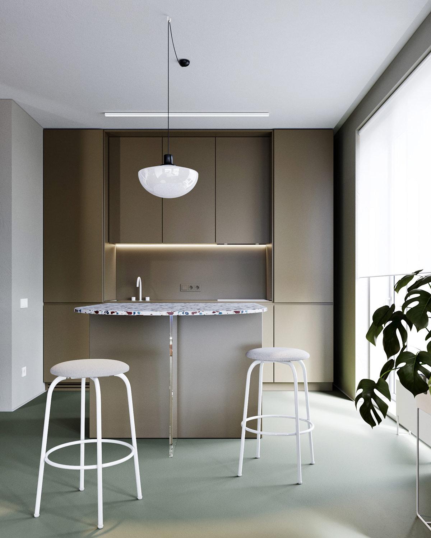 3个使用红色调风格的现∴代家居装修