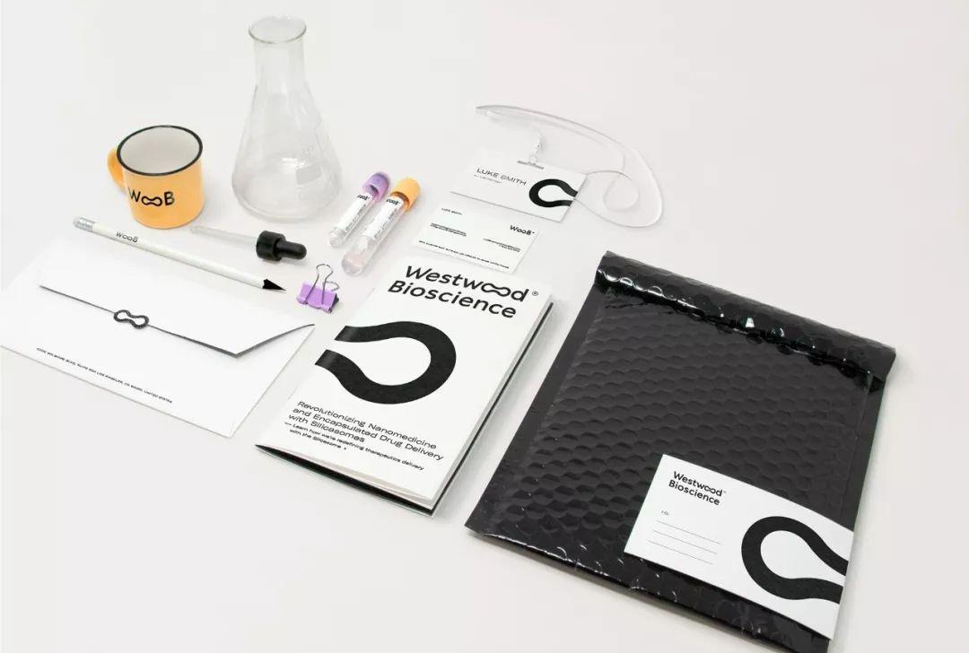 生物科技公司Westwood Bioscience视觉识别设计