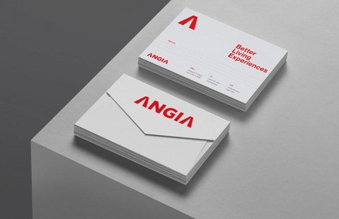 房地产投资公司ANGIA品牌视觉设计
