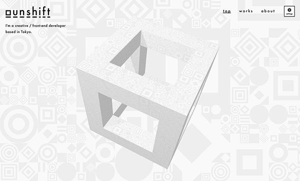50个现代创意网页设计欣赏