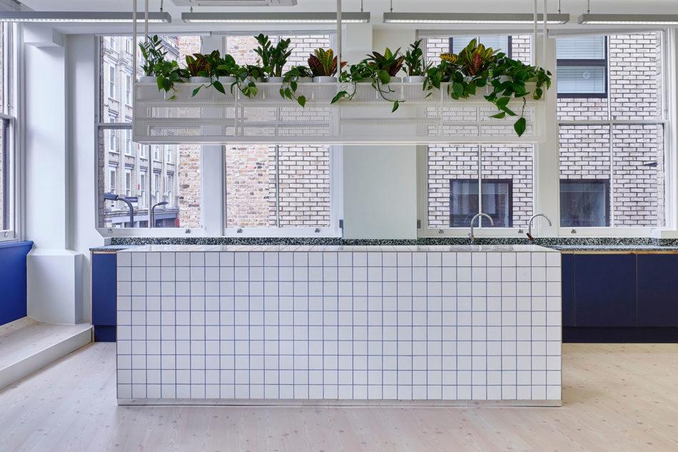 伦敦Idean全球设计工作室办公空间设计