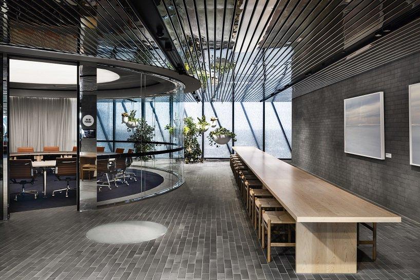 墨尔本transurban办公室设计