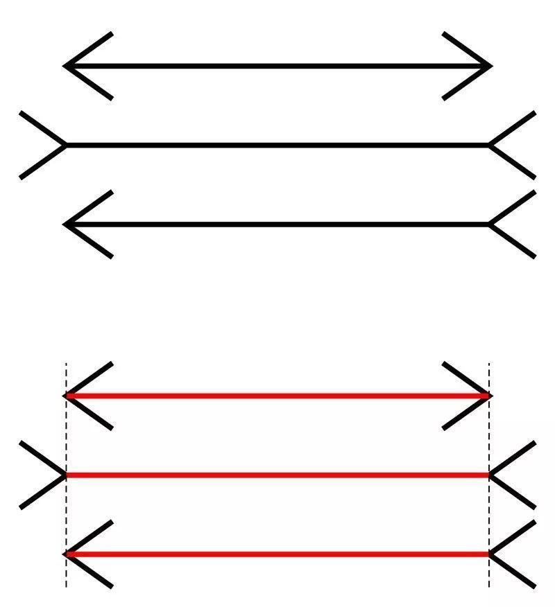 神奇而有趣:设计中的11个视觉错觉