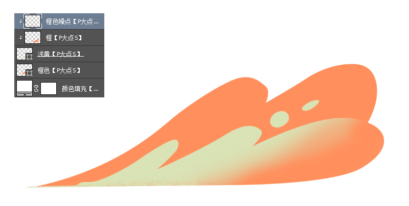 时尚美女和滑板车:PS打造一个美丽的噪点插画