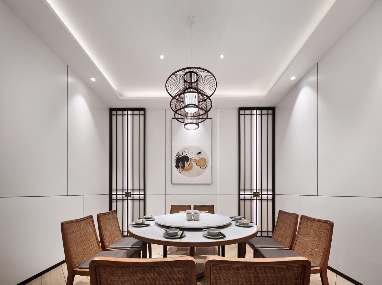 主题餐厅空间设计:福厨