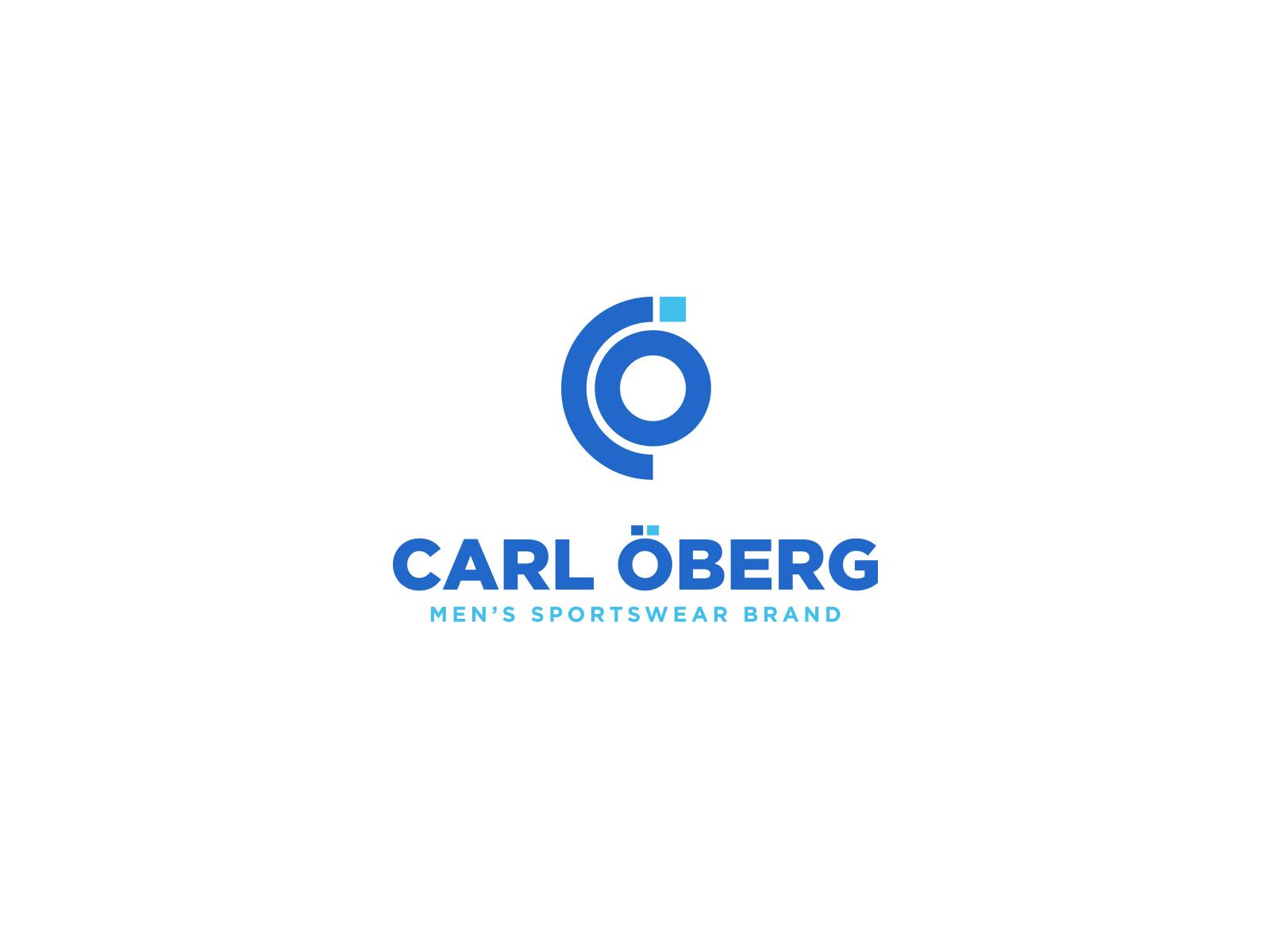 运动品牌Carl Öberg视觉形象设计