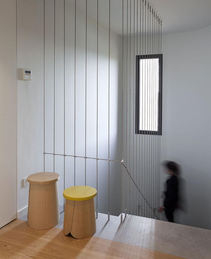 简约美丽的152平复式公寓设计