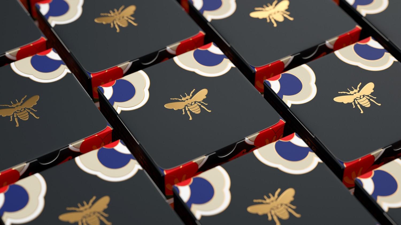 喜鹊包装2019新作   绝美蜂蜜包装,再现东方美学盛宴!