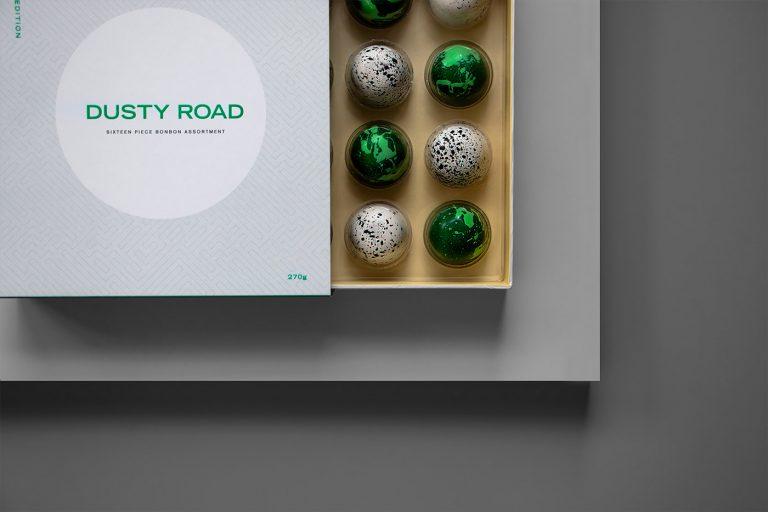 Dusty Road设计工作室品牌形象设计