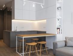 天然木材饰面的现代家居装修365bet