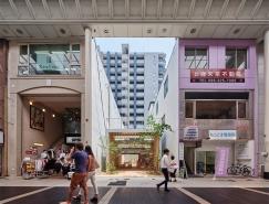 城市公共空间的私密空间