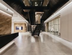 温哥华高端健身俱乐部室内设计