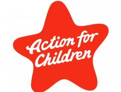 英國兒童公益機構Action for Children品牌形象