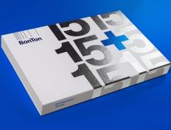 建筑工作室BonTon 15周年纪念礼盒设计