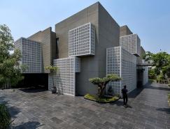 印度Lucknow低調豪宅設計