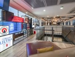 伦敦百威集团办公室设计