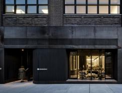 黑与白的极简空间:Squarespace纽约办公室澳门金沙真人