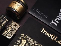 TruequeLab咖啡品牌和包装设计