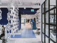 波兰华沙Ergo IT现代办公室设计