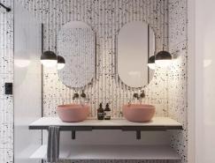 家装洗手台分类和设计实例